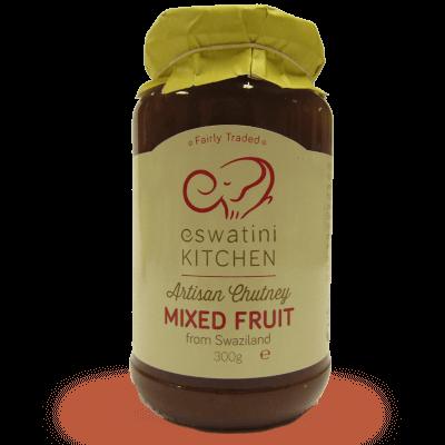 Eswatini Mixed Fruit Chutney