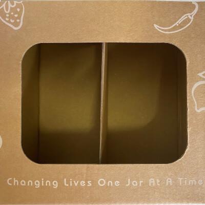 Empty Duo Gift Box