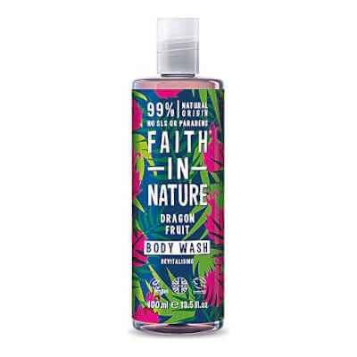 Faith In Nature Body Wash -Dragon Fruit