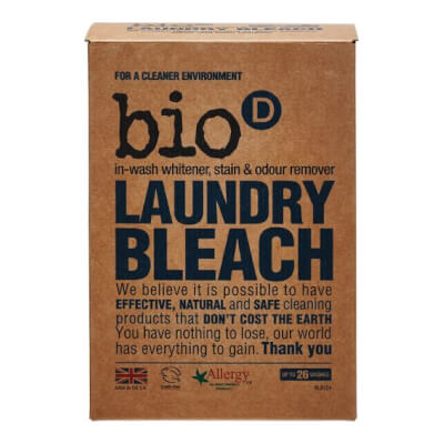 Bio-D Fragrance Free Laundry Bleach