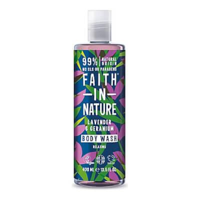 Faith In Nature Body Wash - Lavender & Geranium