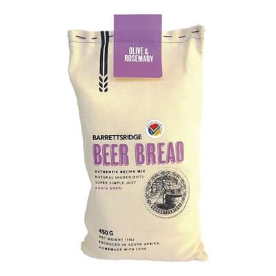 Barret's Ridge Beer Bread Olive & Rosemary
