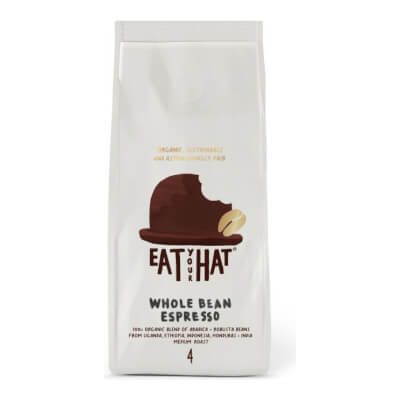 Eat Your Hat Expresso Coffee Beans