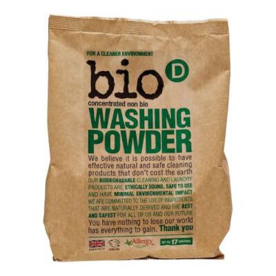 Bio-D Fragrane Free Non Bio Washing Powder