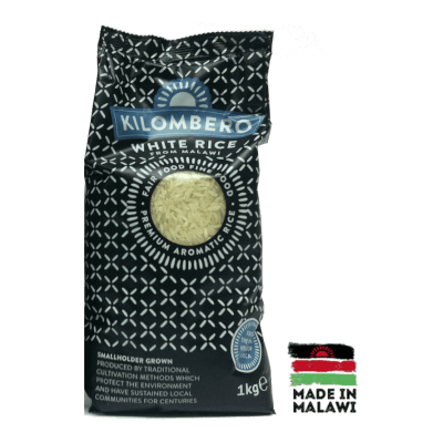 White Kilombero Rice