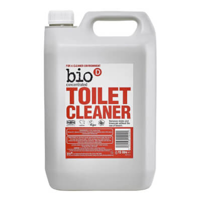 Bio D Toilet Cleaner 5Ltr