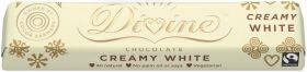 Divine Chocolate, White 35G