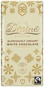 Divine Chocolate, White 90G