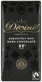 Divine Dark Chocolate 85%
