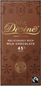 Divine Chocolate -  Milk