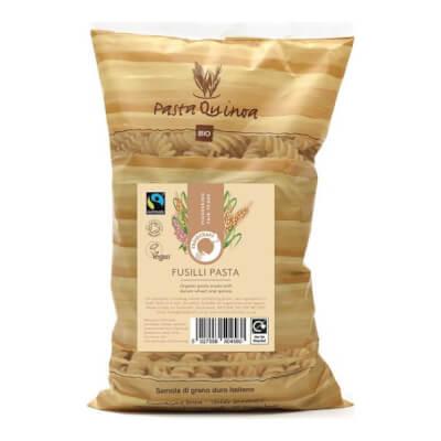 Traidcraft Organic Fusilli Pasta