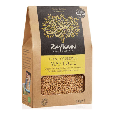 Zaytoun Organic Maftoul (Cous Cous)
