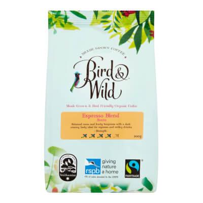 Bird & Wild Expresso Blend Coffee Beans