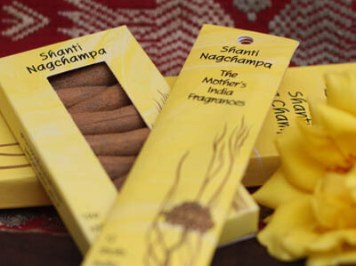 Mini Incense Sticks - Shanti Nagchampa  (12 Sticks)