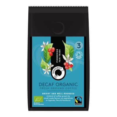 Traidcraft Organic Decaf Ground Coffee