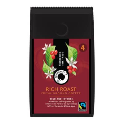Traidcraft Rich Roast Ground Coffee
