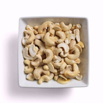 Tropical Whole Foods Organic Cashew Nuts