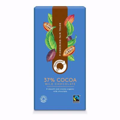 Traidcraft Milk Chocolate