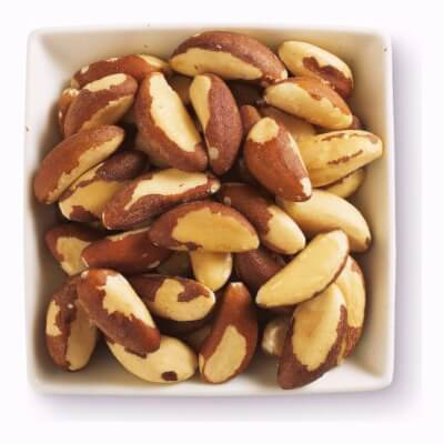 Tropical Whole Foods Organic Whole Brazil Nuts