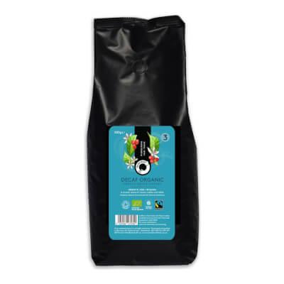 Traidcraft Organic Med Roast Decaf Instant Coffee