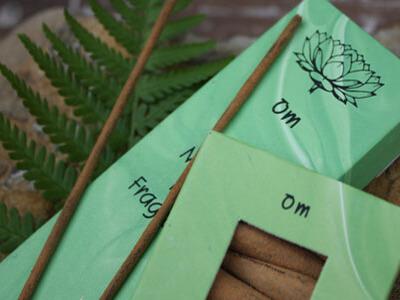 Mini Incense Sticks (12) - Om