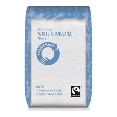 Traidcraft White Granulated Sugar