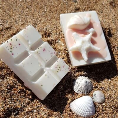 Coco Bay   Soy Wax Melt Ocean Bar