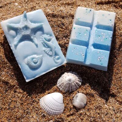 Scottish Sea Breeze   Soy Wax Melt Ocean Bar