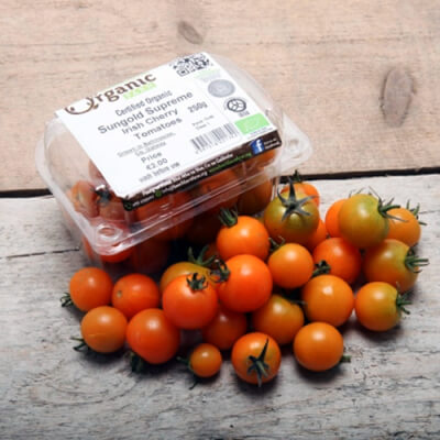 Red Cherry Tomatoes  250G Spain