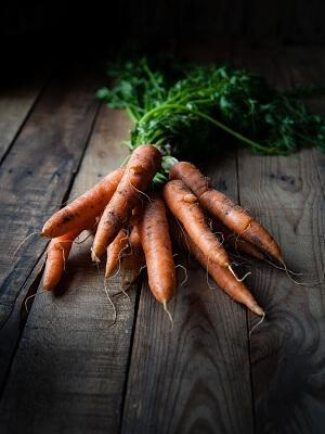Carrots 1Kg (Uk)
