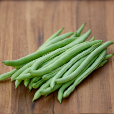 French Beans Grown In Spain