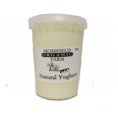 Mossfield Natural  Yoghurt