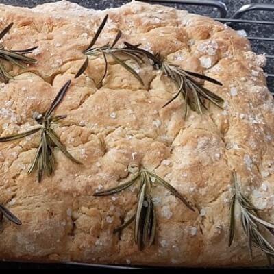 Easy Focaccia Bread Mix