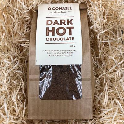 Ó Conaill Chocolate - Dark Hot Chocolate Flakes