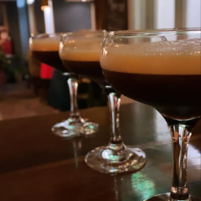 2 X Shake It Yourself - Espresso Martinis