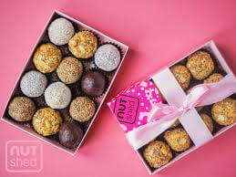 Nutshed - Hemp & Goji Raw Energy Ball