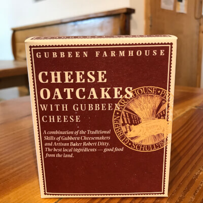 Gubbeen - Cheese Oatcakes