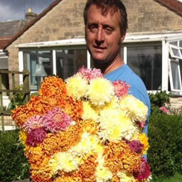 Stuart the Flowerman