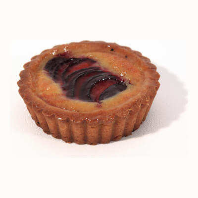Plum Tartlet