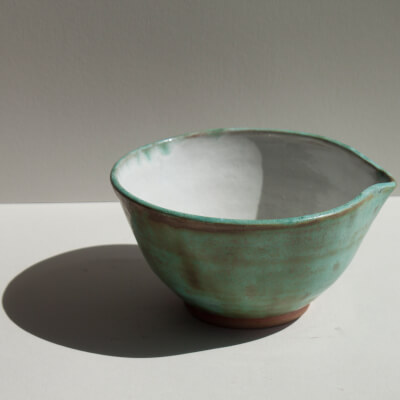 Small Bowl With Lip