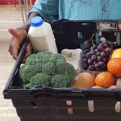 Pay It Forward Fresh Food Box