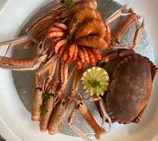 Spring Seafood Platter