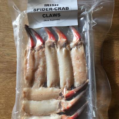Frozen Spider-Claws