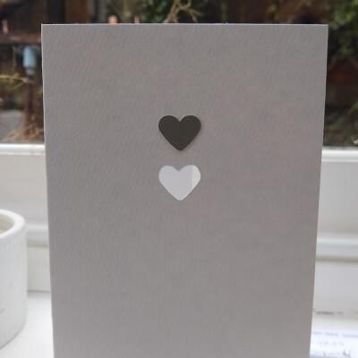 Greetings Card (Heart)
