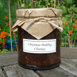 Christmas Pudding Chutney
