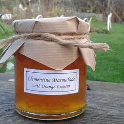 Clementine Marmalade With Orange Liqueur