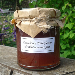 Gooseberry Elderflower And Whitecurrant Jam