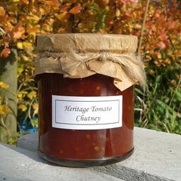 Heritage Tomato Chutney