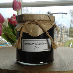 Raspberry And Redcurrant Jam