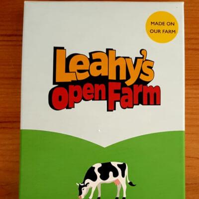 Leahys Open Farm Milk Chocolate Bar